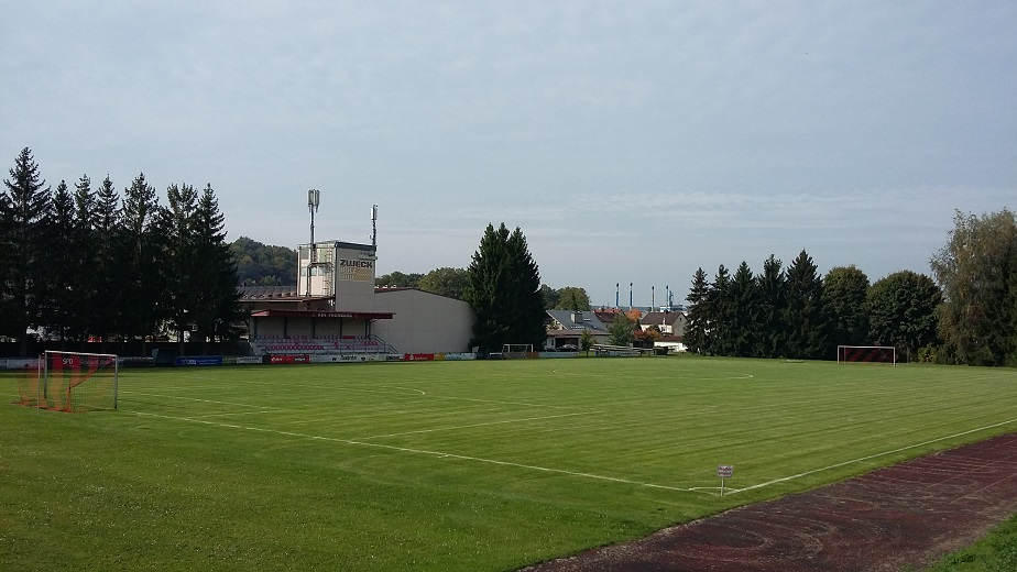 Fußballplatz des ASV Fronberg